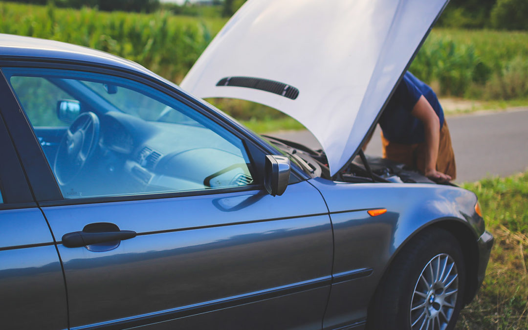 What to do if you breakdown on a French motorway